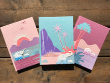 All Large Elephant Notebook Designs