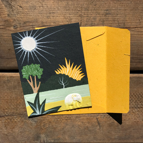 Eco journal notebooks