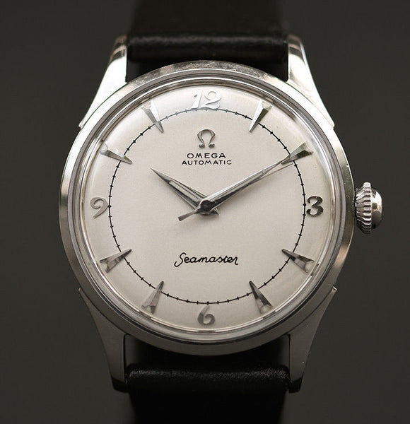 1955 OMEGA Gents bumper Automatic Watch C2576-2