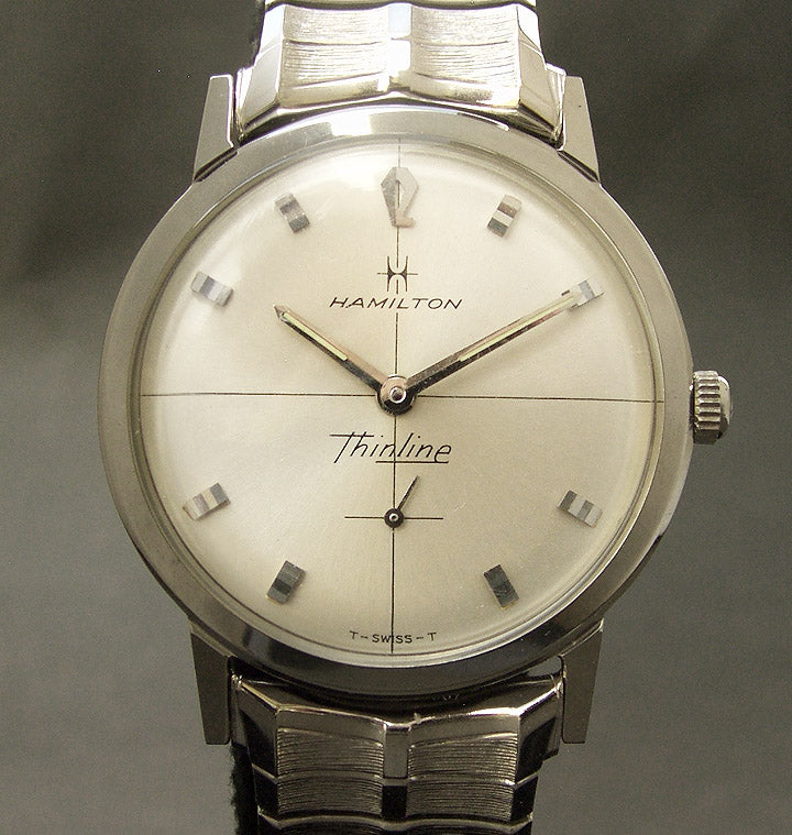 1964 HAMILTON 'Thinline 4002' Gents Vintage Watch