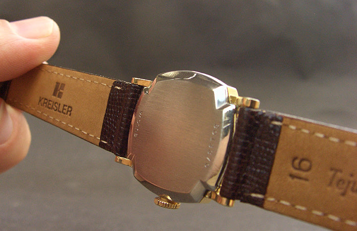40s BULOVA USA Gents Dress Vintage Watch