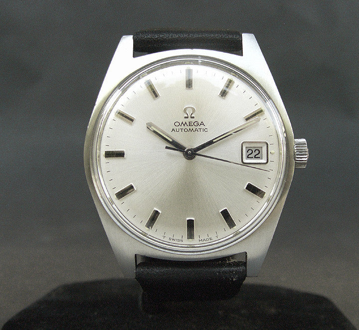 1964 OMEGA Automatic Gents Vintage Date Watch 166.041