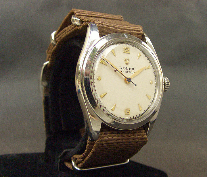 1955 ROLEX Oyster 'SpeedKing' Ref. 6082 Gents Watch