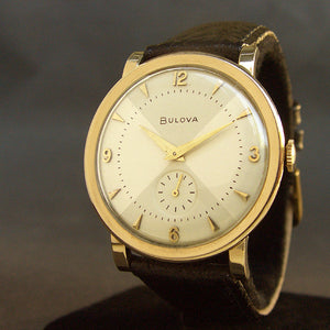 1952 BULOVA USA 'Caldwell' Gents Dress Watch