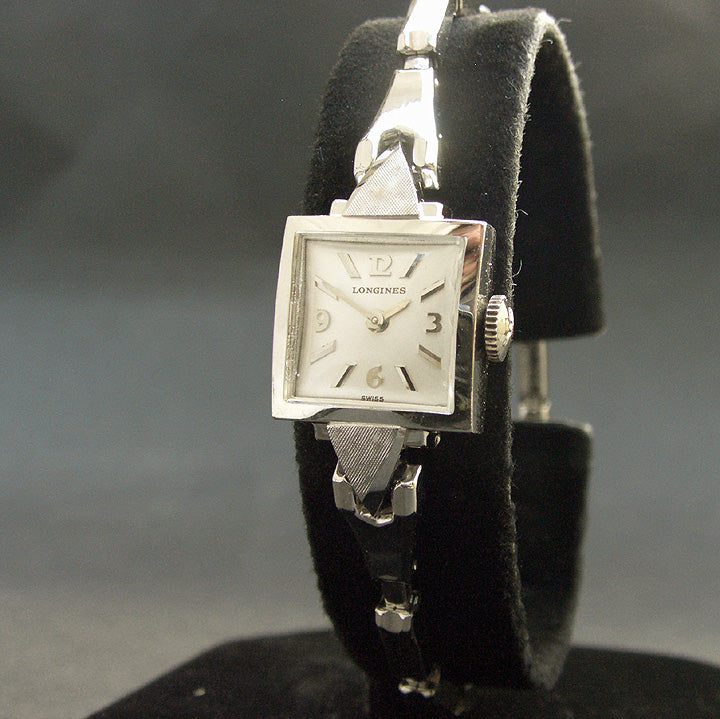 1963 LONGINES Vintage Cocktail Watch