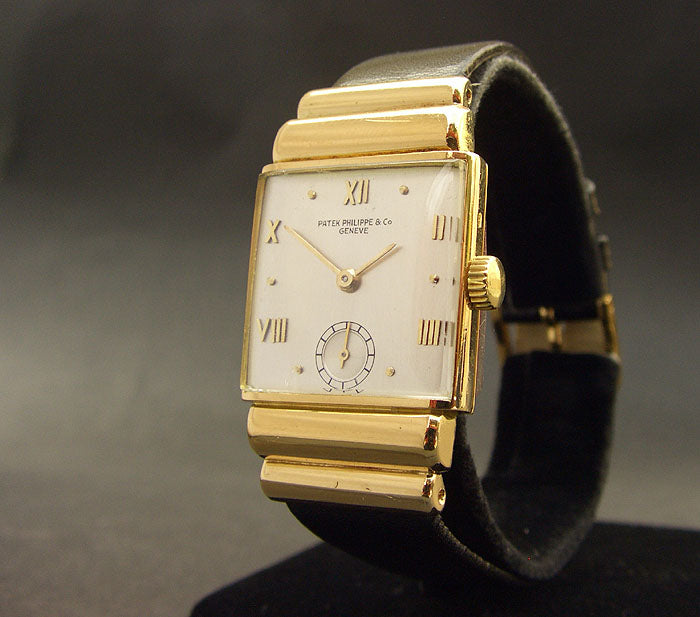 1942 PATEK PHILIPPE Ref. 1438 Gents Vintage Watch
