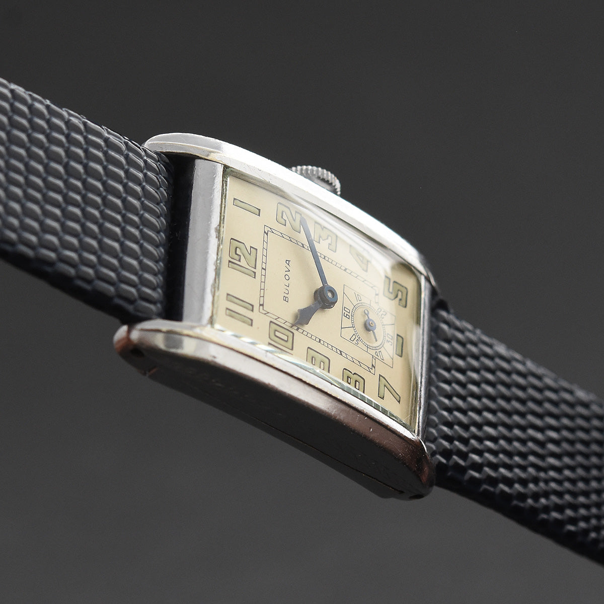 1928 BULOVA 'President' Gents Art Deco Watch