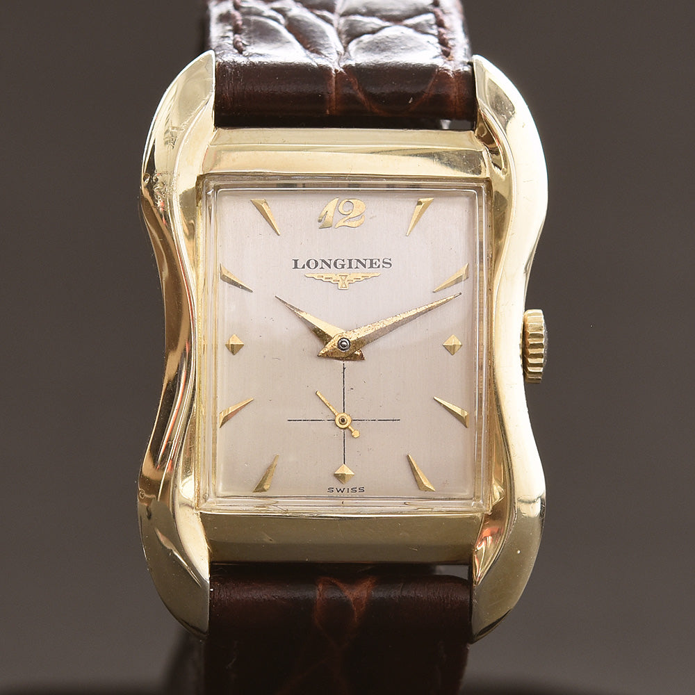 1952 LONGINES 'Hourglass' Gents Vintage Dress Watch