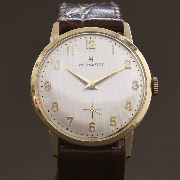 1966 HAMILTON 'Martin' Swiss Slim Gents Watch