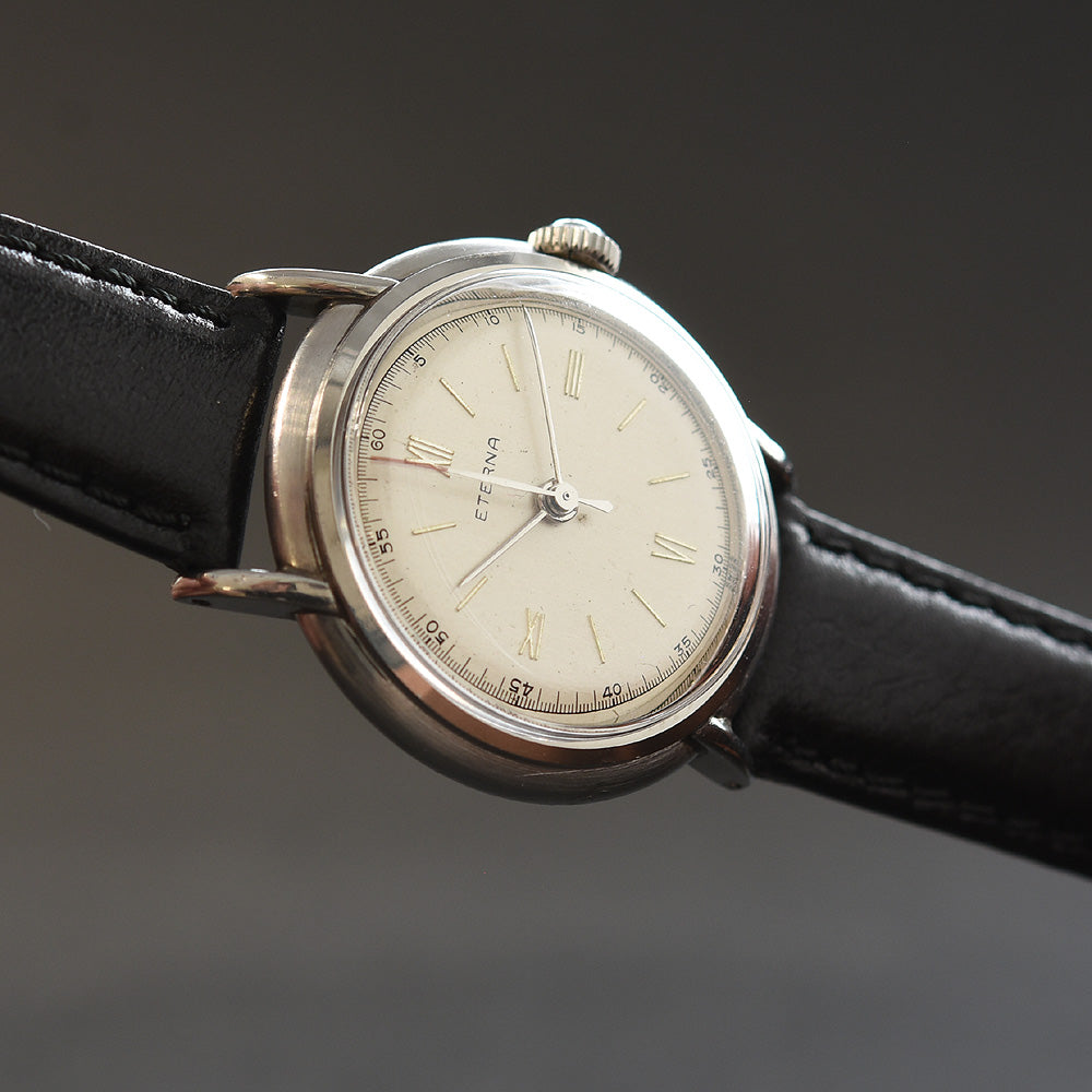 40s ETERNA Classic Midsize Gents Watch