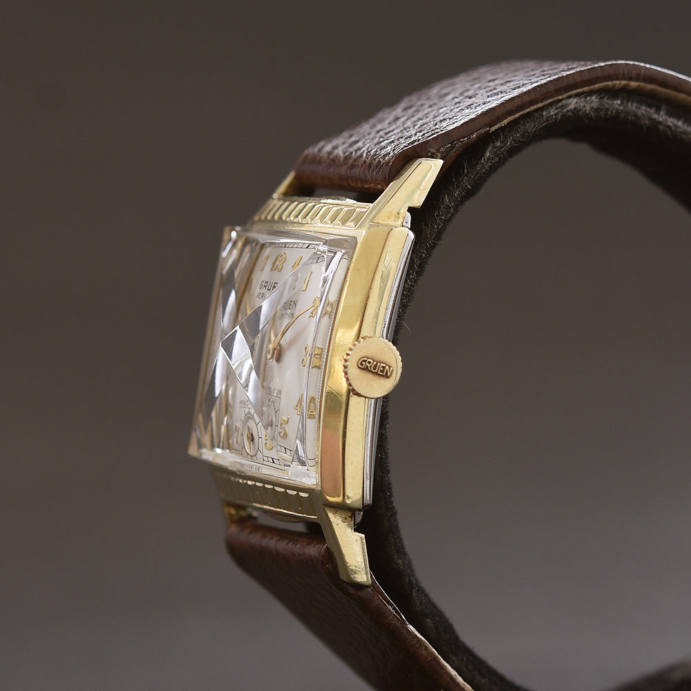 1950 GRUEN Veri-Thin Gents Dress Watch