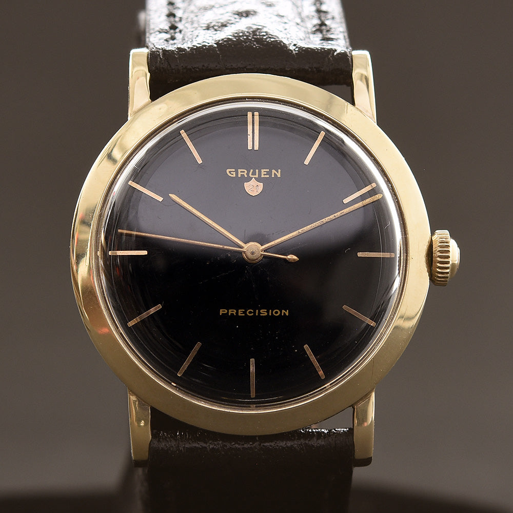 1953 GRUEN USA '21' Precision Gents Dress Watch