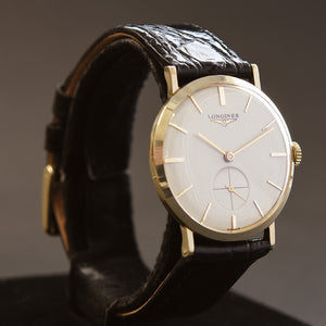 1956 LONGINES Gents Vintage Classic Gents Watch Ref. 1010