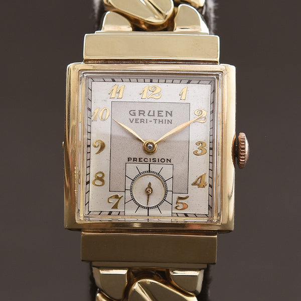 1941 GRUEN Veri-Thin Gents Dress Watch