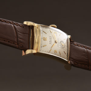 1941 GRUEN Curvex Gents Classic Dress Watch