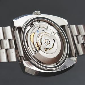 60s ETERNA Eternamatic-1000 Concept 80 Date Swiss Vintage Watch