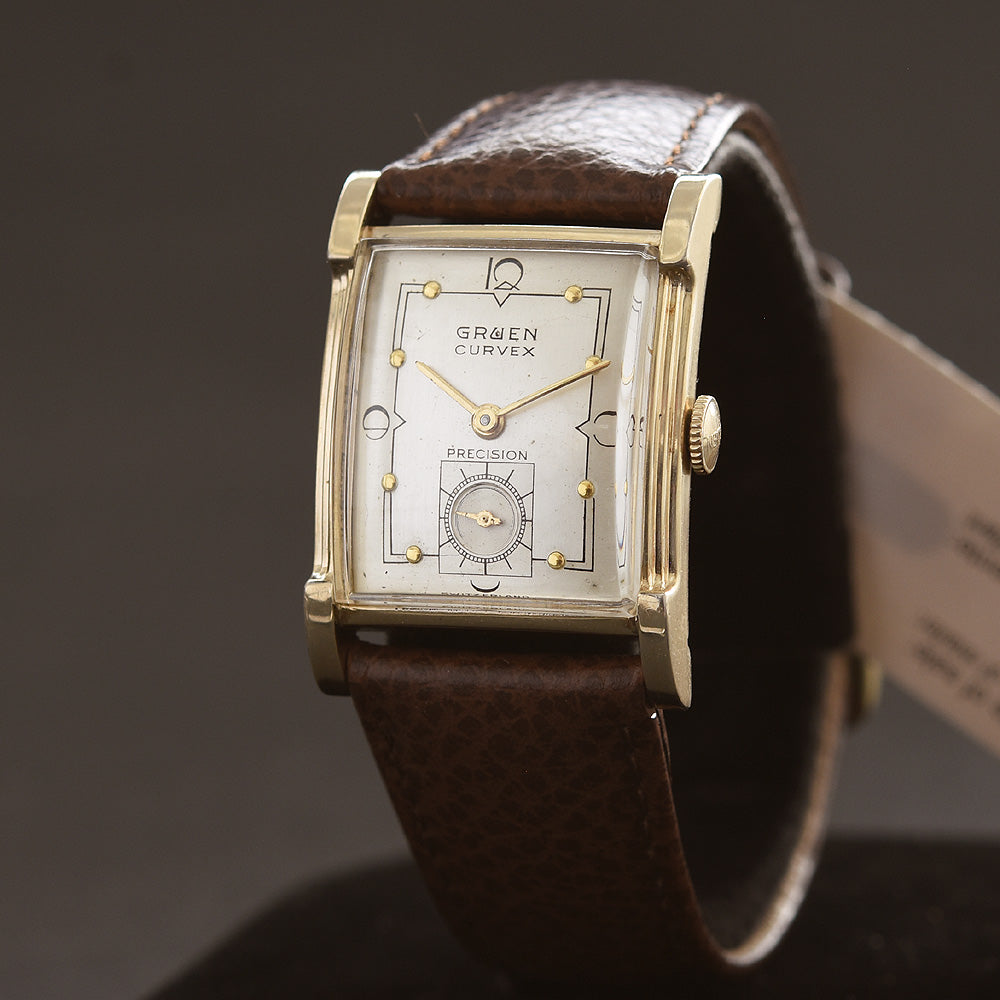 1947 GRUEN Curvex Gents Dress Watch 575-440