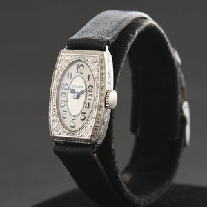 20s GRUEN 'Cartouche' Ladies Art Deco Watch 0S-72