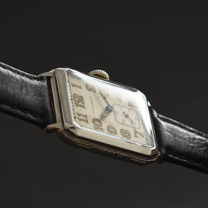 1930 LONGINES Gents Art Deco Watch