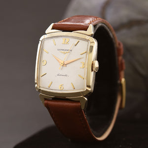 1958 LONGINES Automatic Gents Vintage Watch