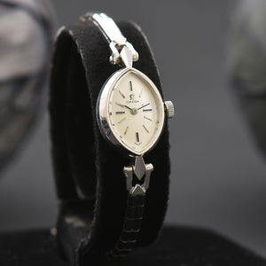 1966 OMEGA Ladies 14K Gold Cocktail Watch A-5746
