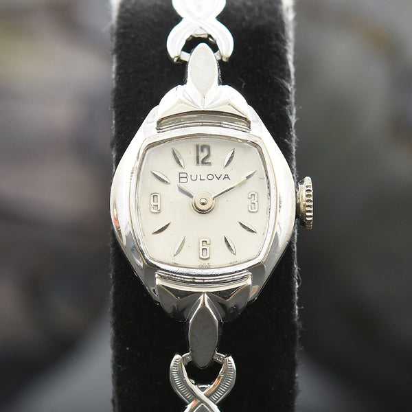 1950 BULOVA Ladies Swiss Cocktail Watch