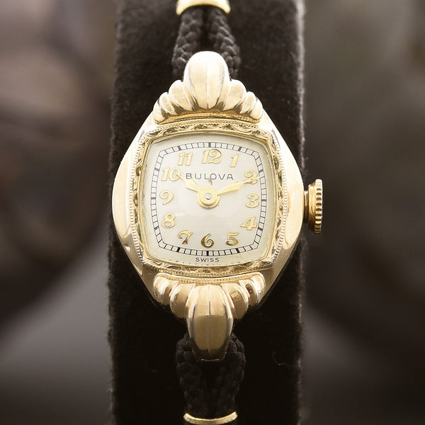 1952 BULOVA 'Miss America' Ladies Swiss Cocktail Watch