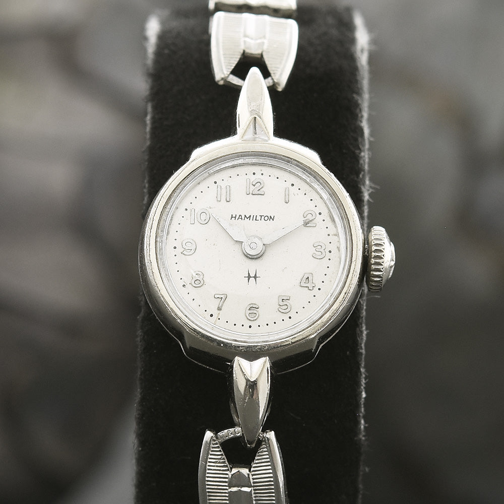 1963 HAMILTON USA 'Elinor' Ladies Cocktail Watch