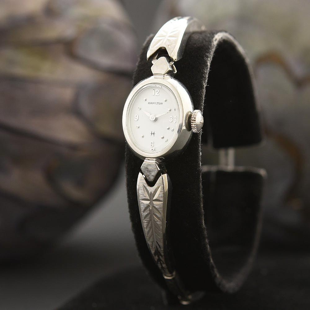 1962 HAMILTON USA Ladies Cocktail Watch