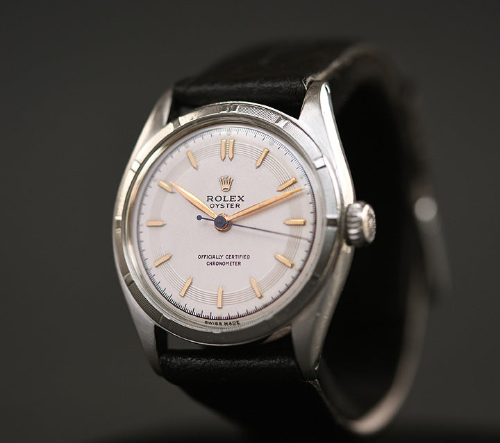 1952 ROLEX Oyster Ref. 6023 Vintage Gents Watch