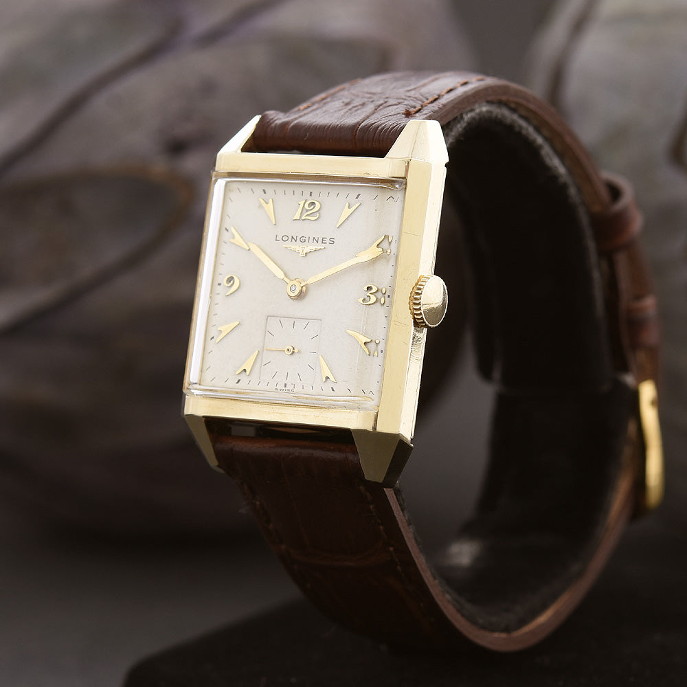 1950 LONGINES 'Berkshire' Gents Vintage Evening Watch