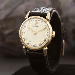 1950 HAMILTON USA 'Secometer B' Gents Dress Watch