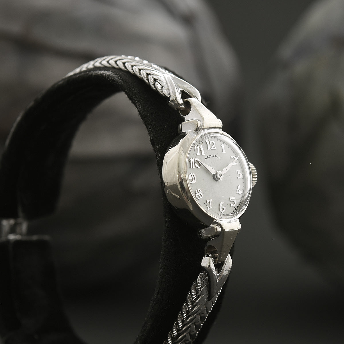 1952 HAMILTON USA 'Jenny' Ladies Cocktail Watch