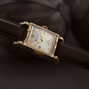 1953 BULOVA Vintage Gents Dress Watch