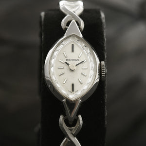 60s BENRUS Ladies Classic Cocktail Watch
