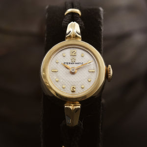 50s ETERNA Eternamatic Ladies Swiss Watch