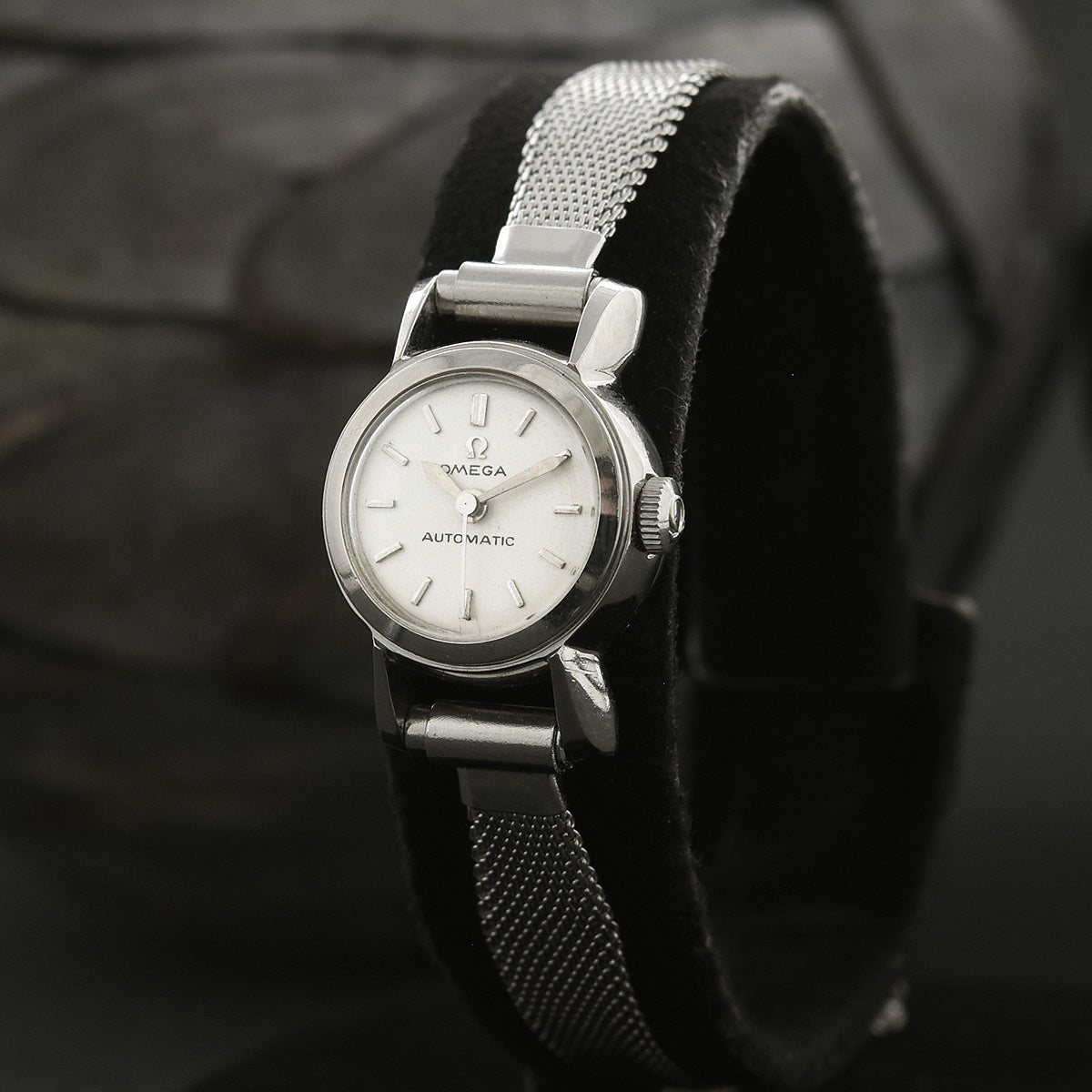 1958 OMEGA Automatic Ladies Vintage Cocktail Watch Ref. 2804-7SC