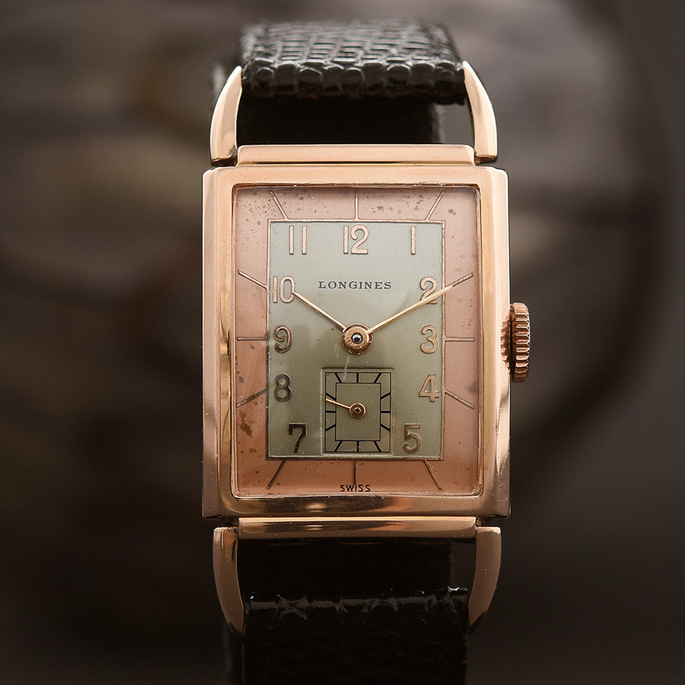 1940 LONGINES 'President Hayes' Gents Vintage Dress Watch