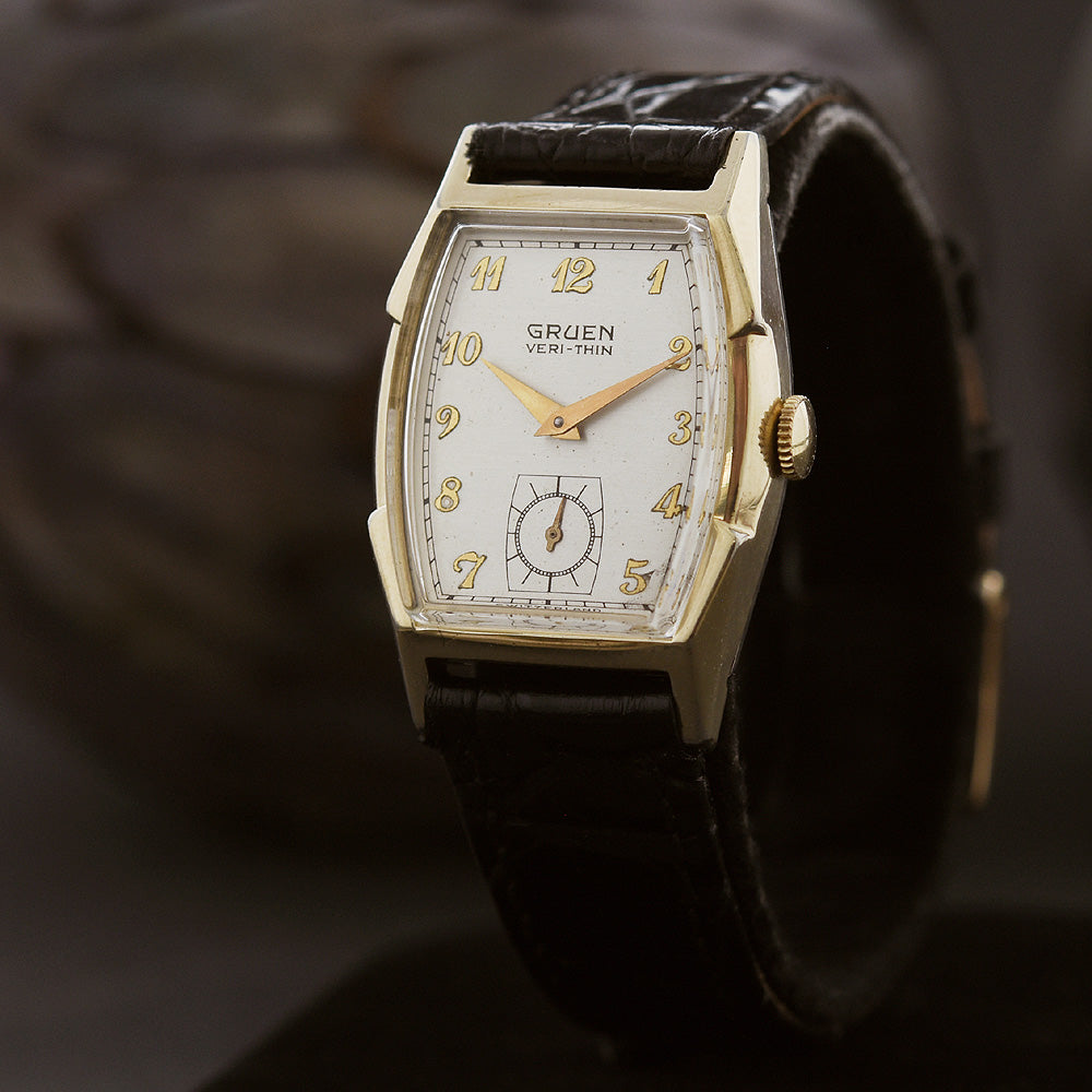 1952 GRUEN Veri-Thin Classic Gents Dress Watch 415-793