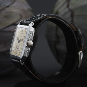 1927 BULOVA 'Breton' Gents Art Deco Watch