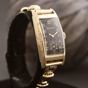 1941 BULOVA 'Minute Man' Swiss Vintage Gents Dress Watch