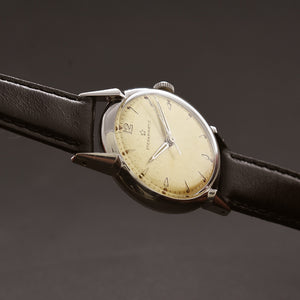50s ETERNA Eternamatic Tropical Dial Gents Watch