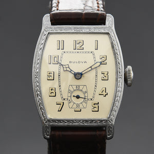 1927 BULOVA Gents Art Deco Watch