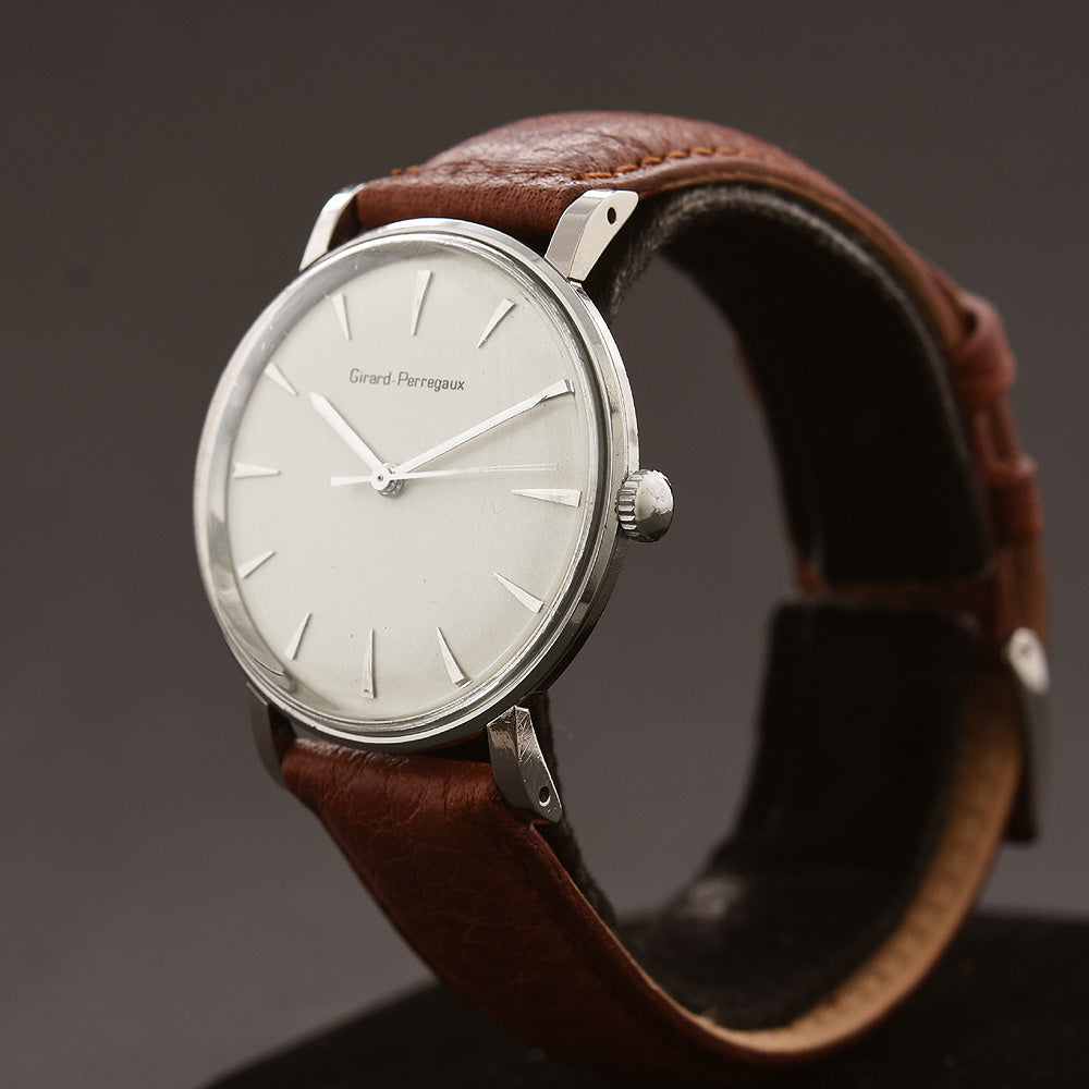 50s GIRARD-PERREGAUX Gents Dress Watch