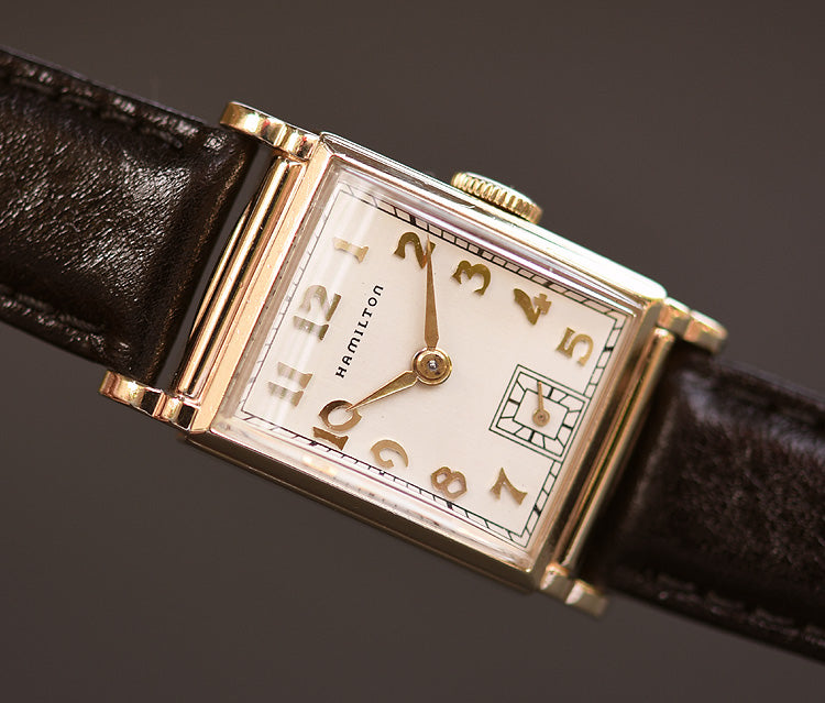 1948 HAMILTON USA 'Eaton' Gents Dress Watch