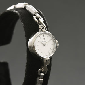 1959 OMEGA Ladies 14K Gold Cocktail Watch A-5596