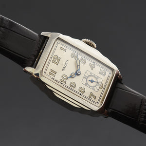 1928 GRUEN Guild Gents Art Deco Watch 315/91