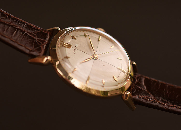 1954 HAMILTON USA 'Rodney' Gents Dress Watch
