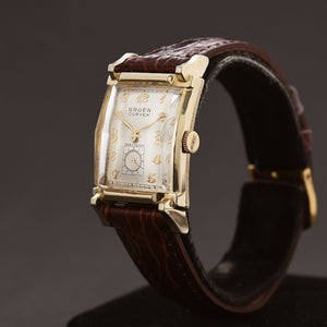 1951 GRUEN Curvex Gents Dress Watch 370-707