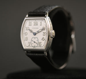 1926 LONGINES Gents Art Deco Watch